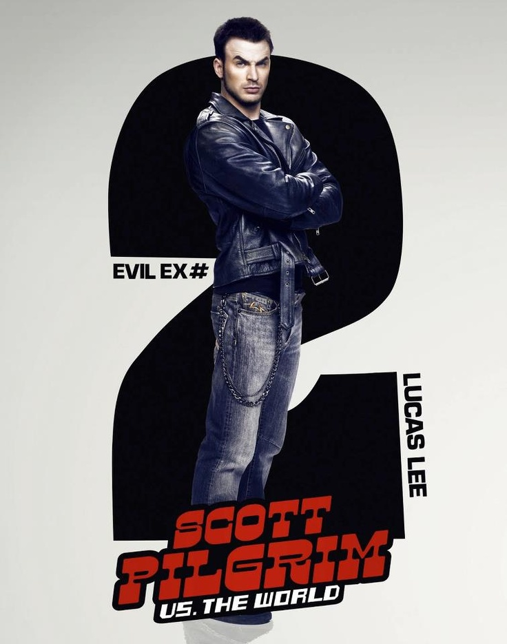 Scott Pilgrim vs. the World - Lucas Lee