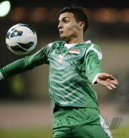 Fussball International Gulf Cup 2013:  Ahmed Yaseen Gheni (Irak)