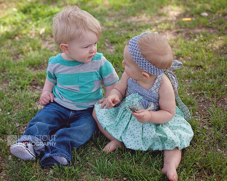 Emery 1 Year | McPherson Kansas Children Photography » Lisa Stout Photography