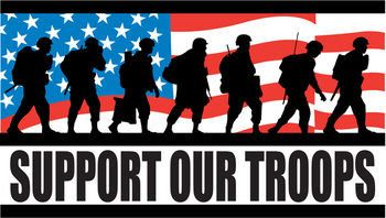 We Support Our Troops At Mission Realty Military News