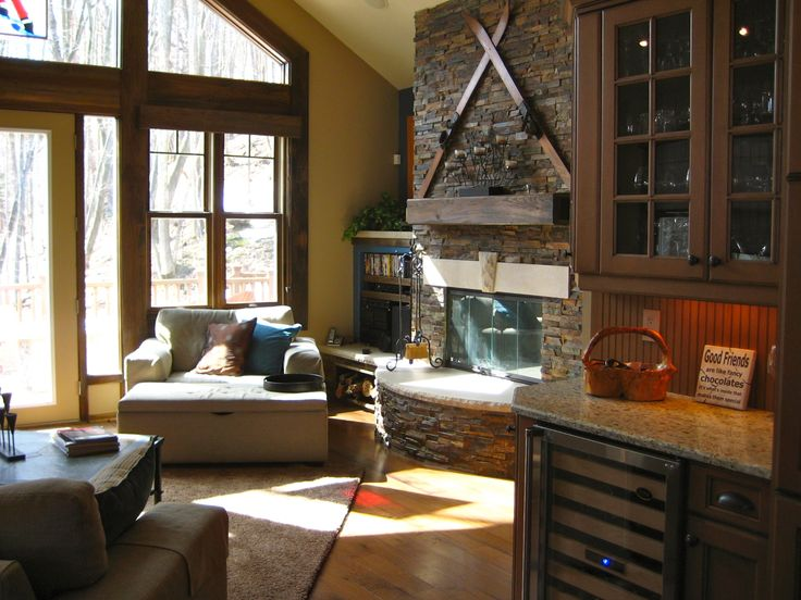 24 best images about modern rustic living room on Modern rustic living room