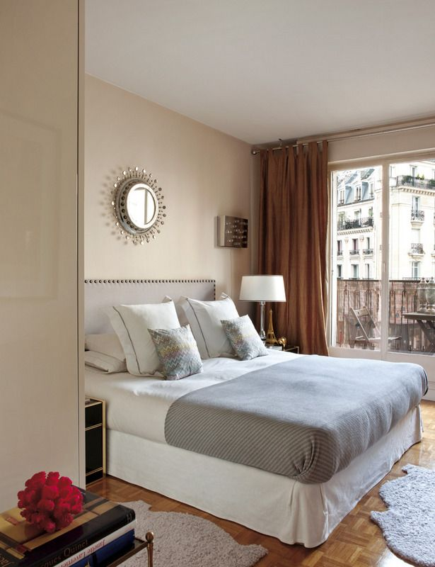 Las 25 mejores ideas sobre dormitorio de par s en - Zara home cortinas dormitorio ...