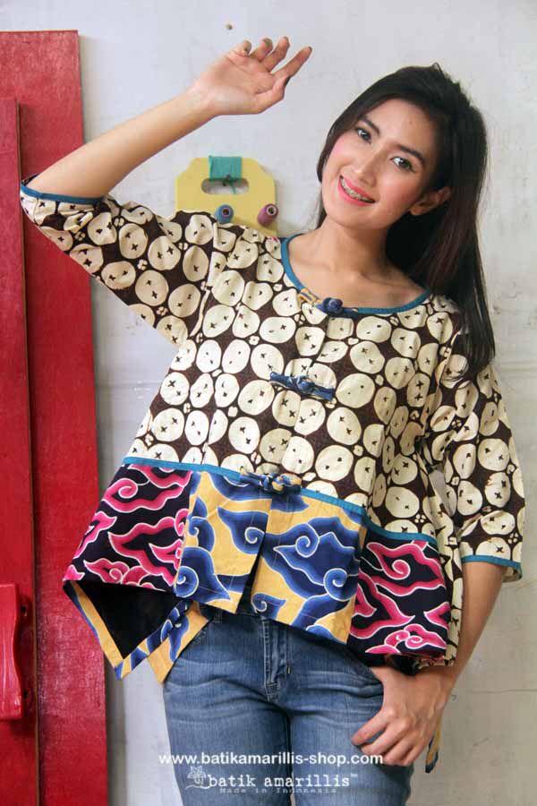 Batik Amarillis made in Indonesia.          www.batikamarillis-shop.com