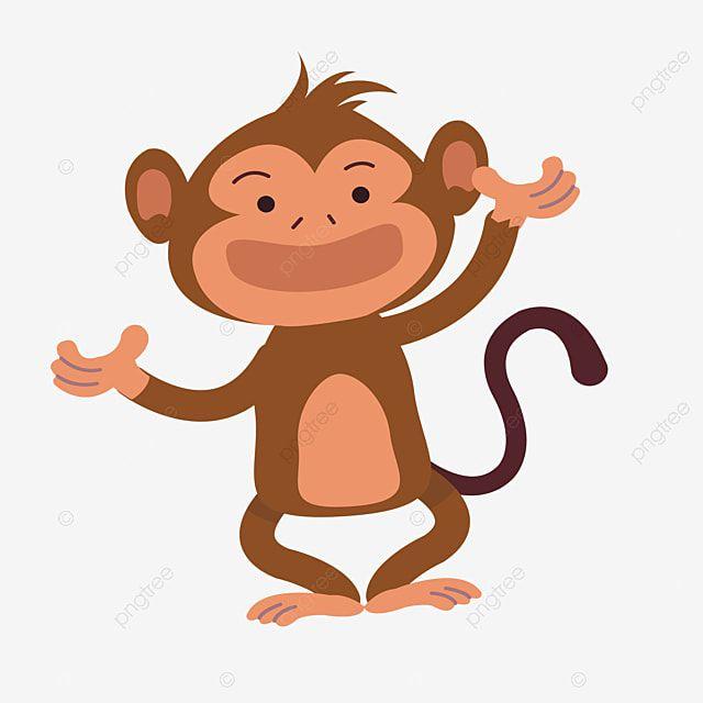 Little Monkey Baby Monkey Baby Clipart Monkey Clipart Little Monkey Png And Vector With Transparent Background For Free Download Baby Monkey Baby Cartoon Cartoon Mom