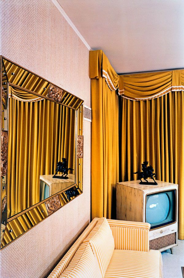 William Eggleston, Untitled, from William Eggleston's Graceland, 1984