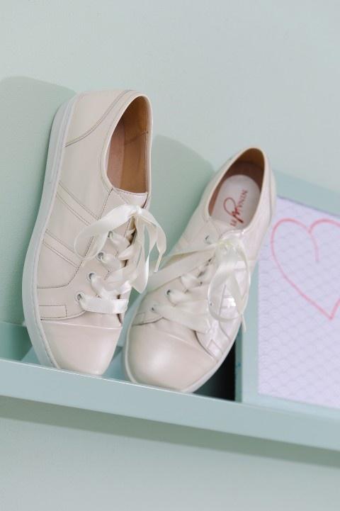Rian sneaker #trouwschoenen  #bruidsschoenen