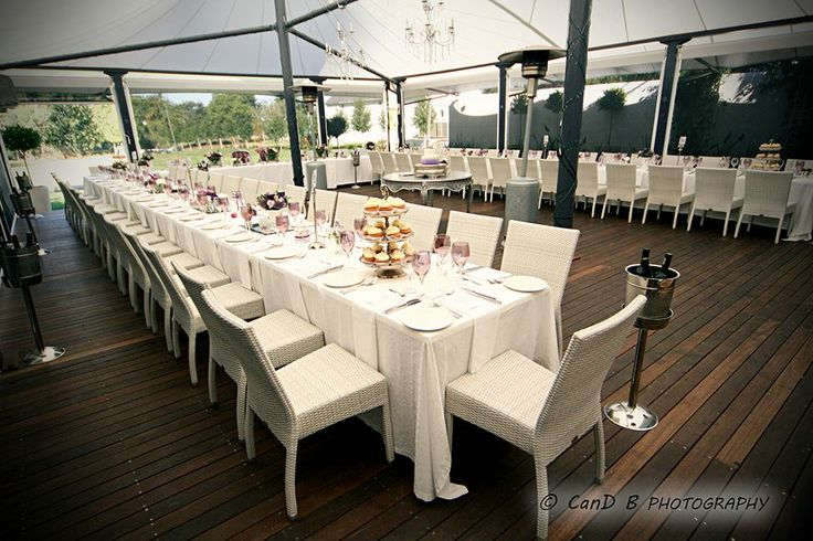Outdoor Deck Wedding Bon Amis Bloemendal Oasis Deck