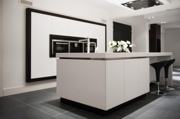 25 beste idee n over kookeiland bar op pinterest - Keuken kookeiland ontwerp ...