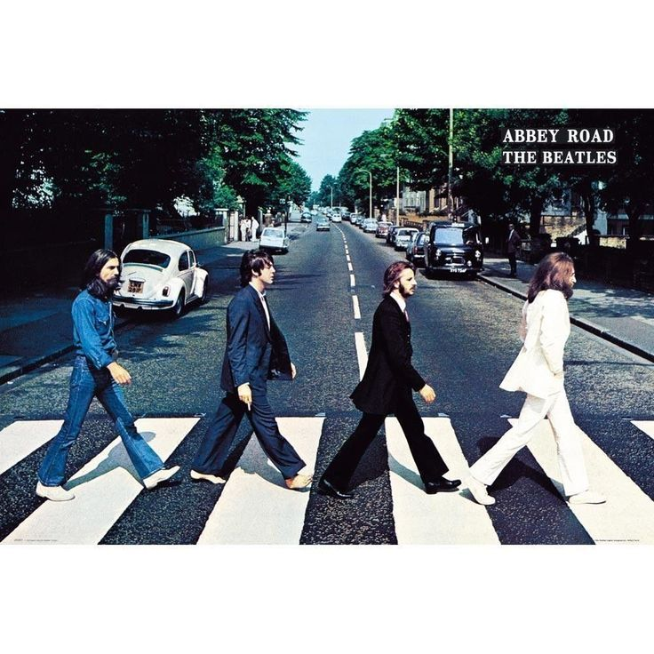 Beatles Abbey Road Poster Order TODAY - SPECIAL EDITION Limited Print! Ships securely today in a crush proof poster shipping tube: Click here for more Posters!