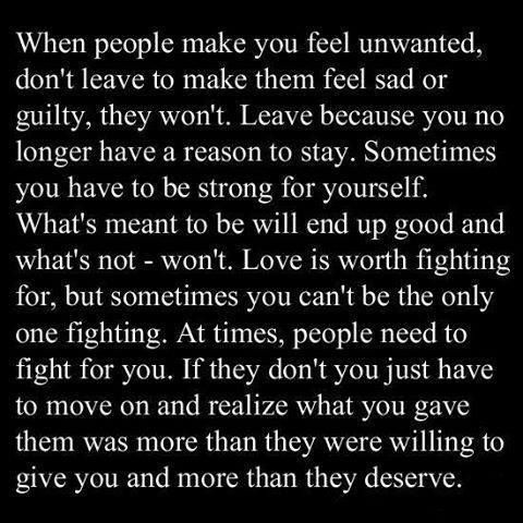 I recently told my son this. He just can't understand how or why people He thought were his friend's or cared about him constantly act like he did so wrong and they are so much better than him....I just tell him those that really care do so even in your bad or immature times because they know they have their own issues and you have stuck by them through even when it was you being hurt.