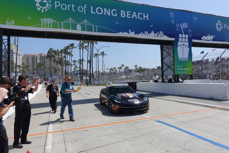 Arrow Electronics Enhances Semi-Autonomous Motorcar to Drive at Grand Prix of Long Beach | 3BL Media
