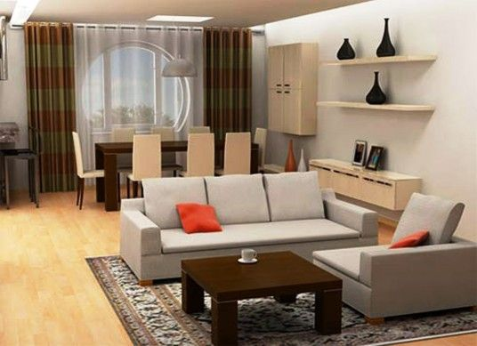 modern small living room design ideas. Living Room Decoration Well Liked Floating Shelf For Artwork Display Feat  Neutral Couch And Brown Square Coffee Table Also Modern Dining Furnishing 269 best Design Ideas images on Pinterest Home decor