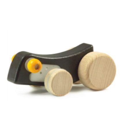Witajcie w Poniedziałek, my też go uwielbiamy:)  Zaczynamy od praktycznej, trwałej zabawki dla najmłodszych dzieci już od 1,5 roku.  Zabawka Bajo 26030 - Drewniana Gąsienica Caterpillar Ba na kółeczkach w kolorze czarnym.   Wystarczy ją delikatnie naciągnąć i puścić a sama pojedzie w dal przed siebie.   Sprawdźcie sami:)  http://www.niczchin.pl/drewniane-zwierzatka/2718-bajo-26030-gasienica-caterpillar-ba.html  #bajo #gasiennica #caterpillarba #zabawki #drewniane #niczchin #krakow