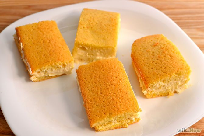 homemade hostess twinkies... be sure and look at the tips after recipe