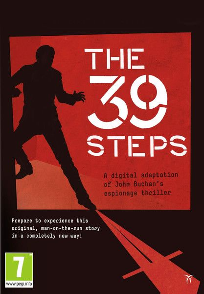 PC Digital Download Games - The 39 Steps. Now available to download and play! Only £9.99