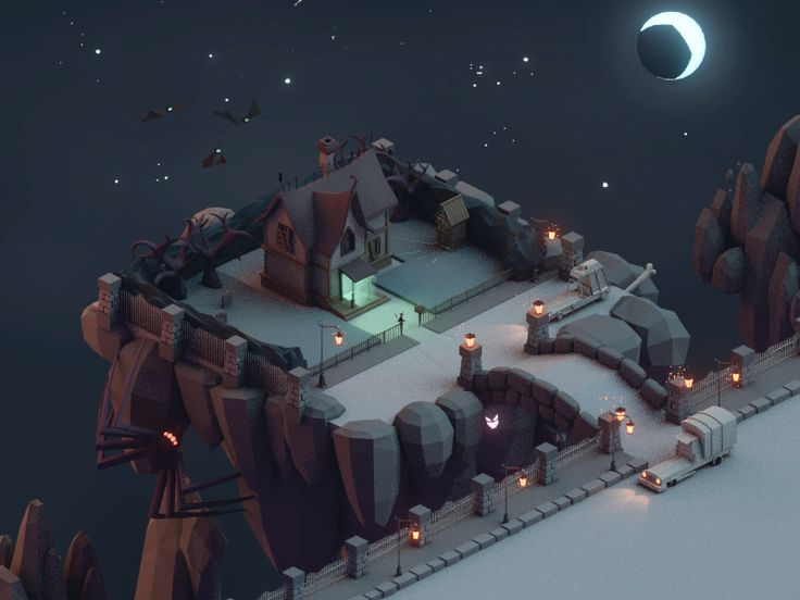 ArtStation - Game art unboxed Halloween contest entry, Mohamed Chahin