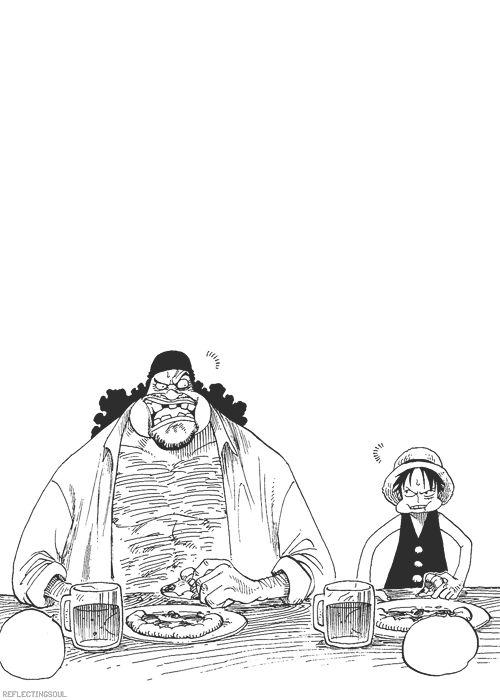 Luffy Blackbeard