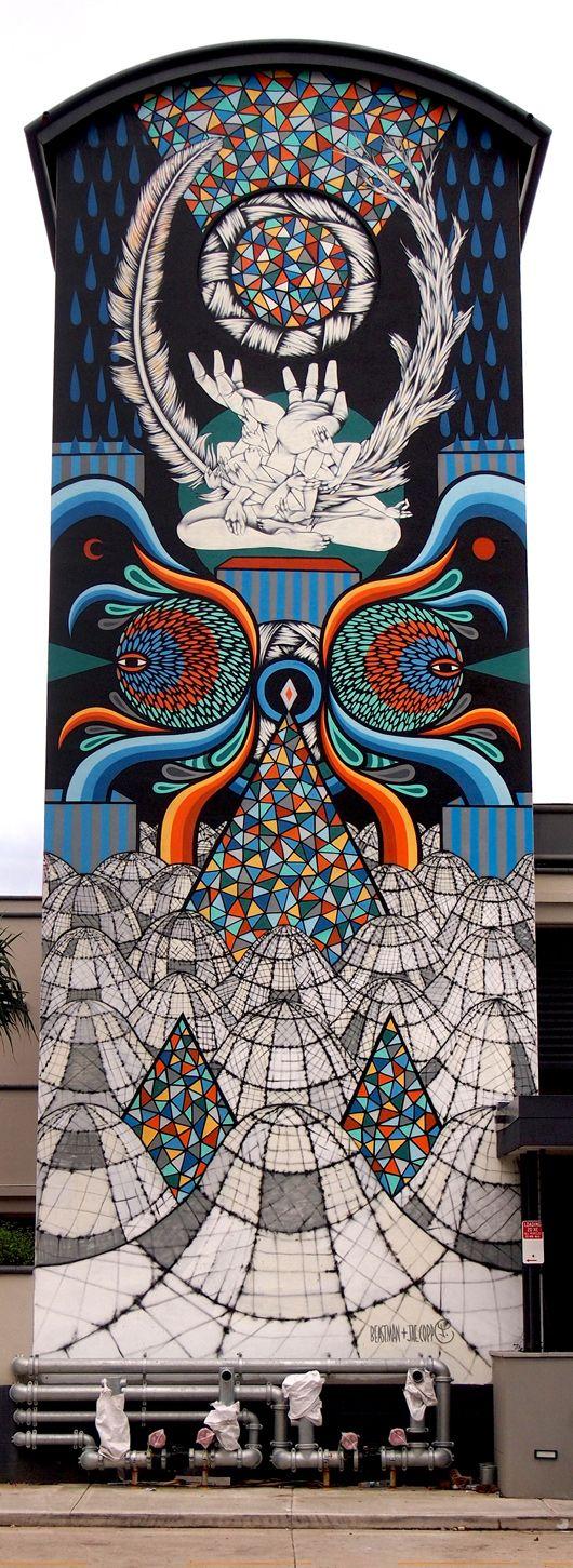 17 best images about we love australian street art on for Australian mural