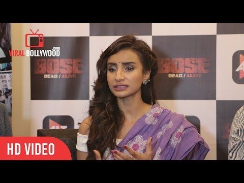 Patralekha About Her Character In ALT Balaji's BOSE Dead/Alive