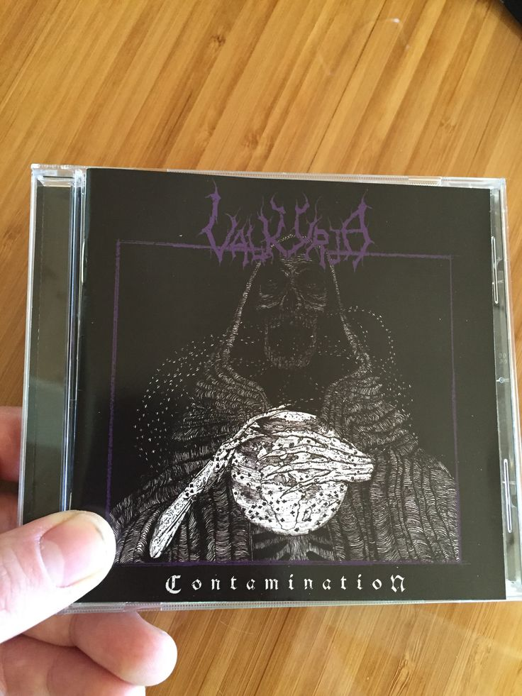 Valkyrja - Contamination   Released by Metal Blade