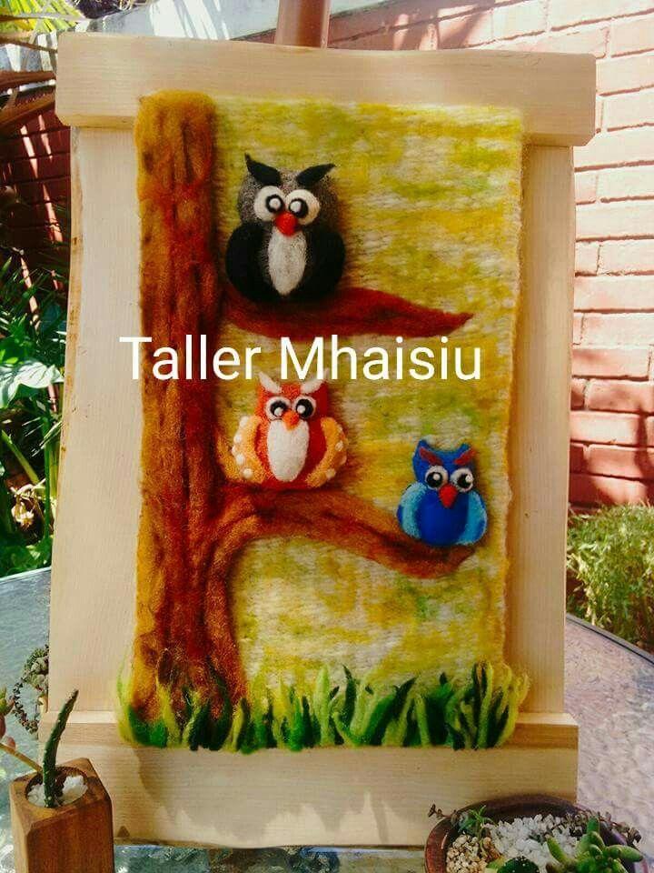 Taller Mhaisiu decoraciones Patricia