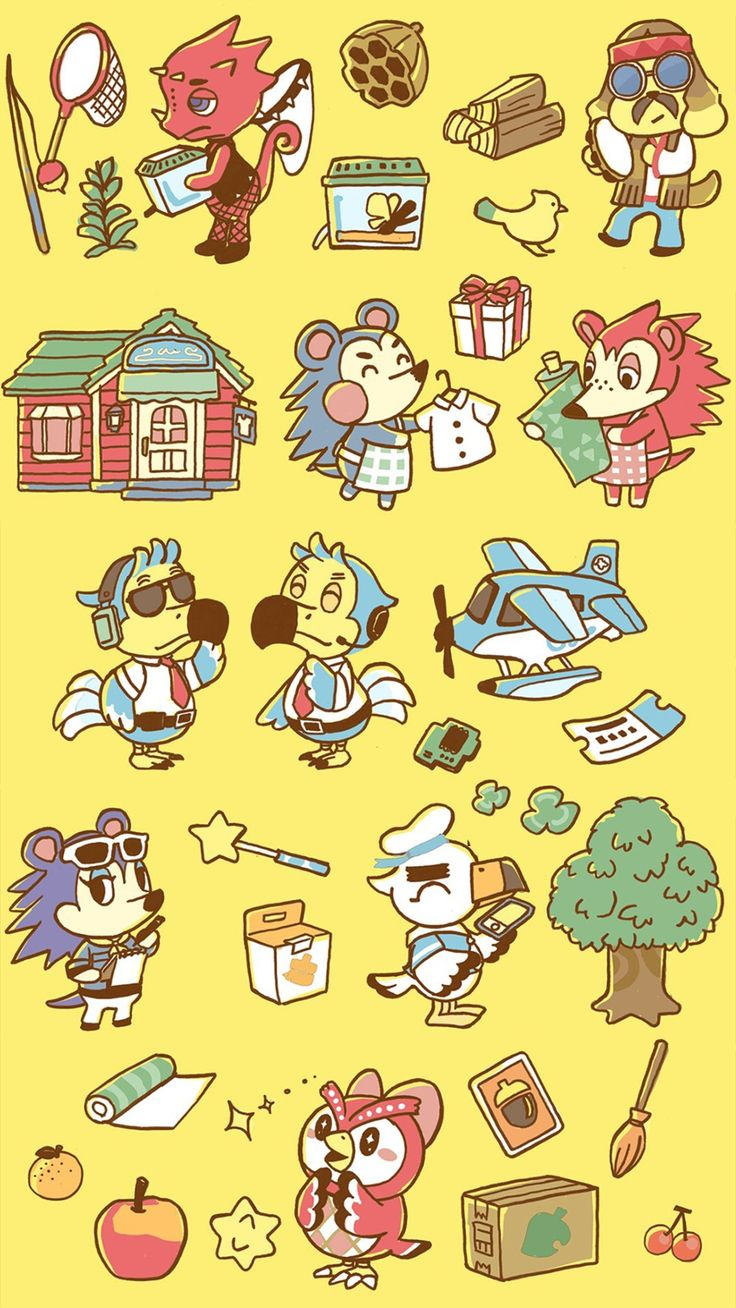 Pin by Samantha on WALLPAPER in 2020 Animal crossing
