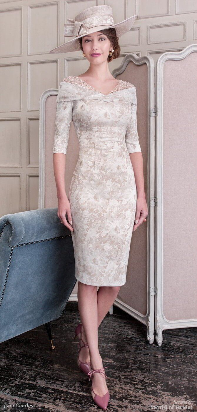 John Charles 2018 Mother Of Bride Dresses World Of Bridal Mother Of The Bride Dresses Dresses Bride Dress