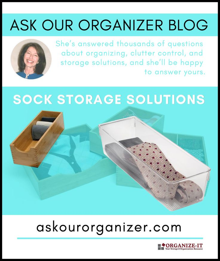 Organize Your Clothes 10 Creative And Effective Ways To Store And Hang Your Clothes: Best 20+ Organize Socks Ideas On Pinterest—no Signup