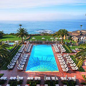 Montage Laguna Beach hotel - Laguna Beach, CA