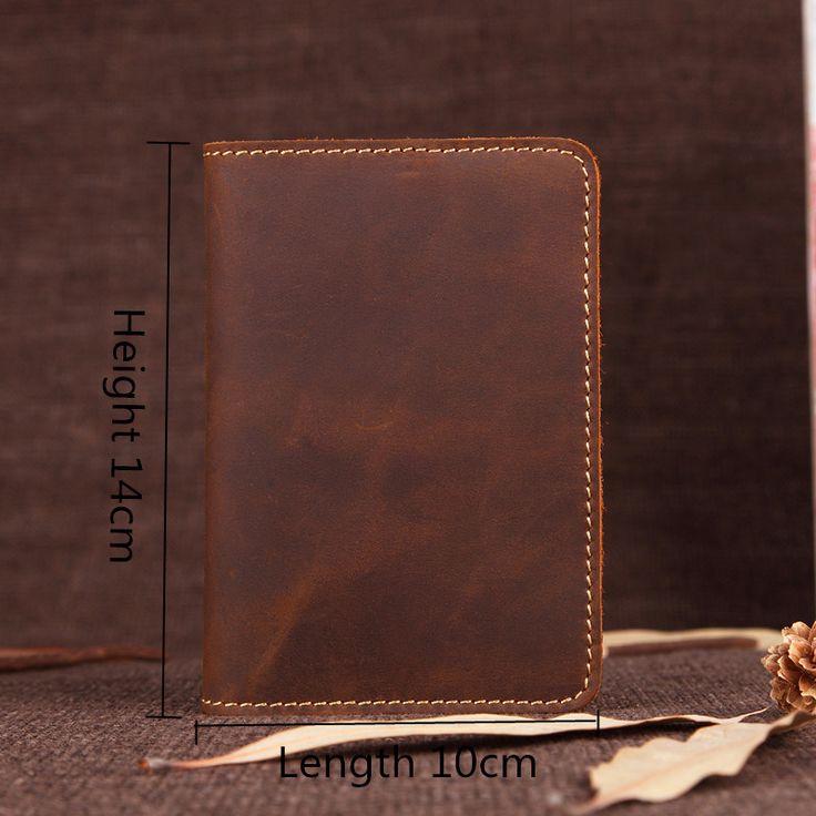Nesitu Vintage Thick Real Skin Genuine Leather Durable Women Men Passport Cover Passport Holder Wallet Credit Card Holder #M2165 , https://myalphastore.com/products/nesitu-vintage-thick-real-skin-genuine-leather-durable-women-men-passport-cover-passport-holder-wallet-credit-card-holder-m2165/,