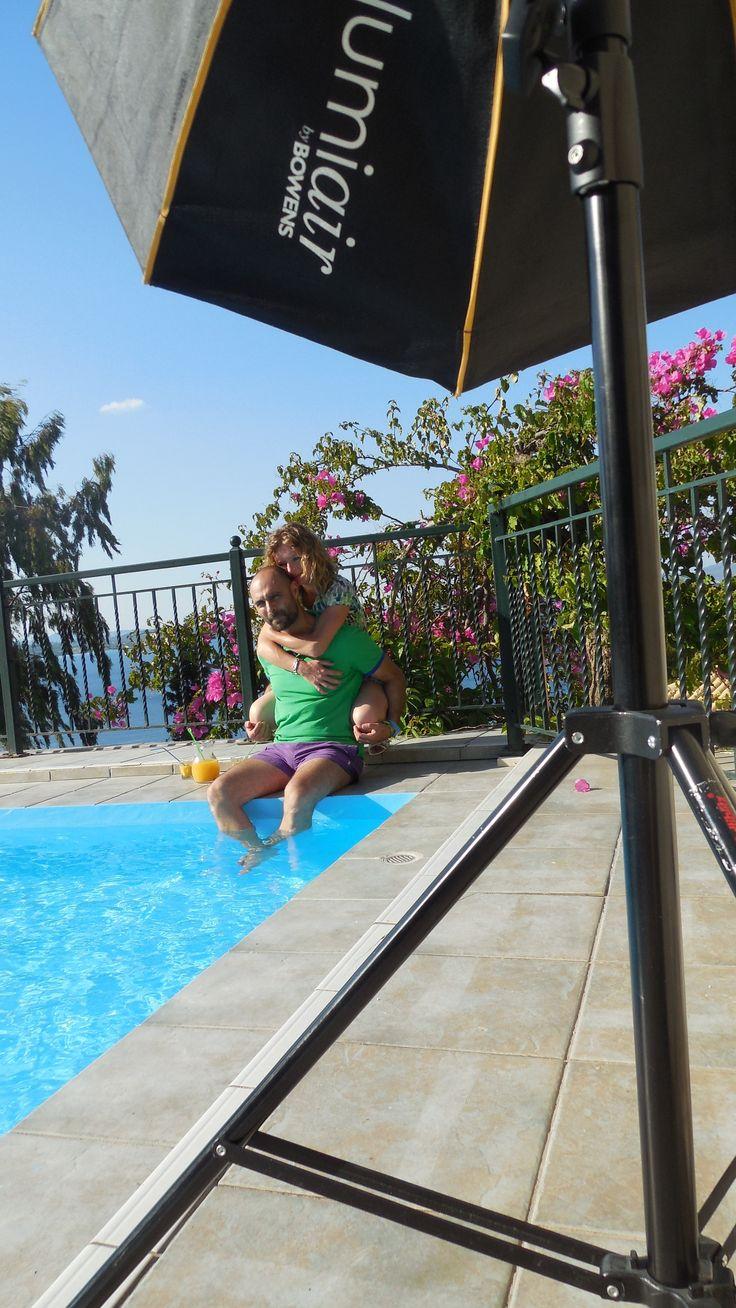 Panorama Pool — at Zakynthos