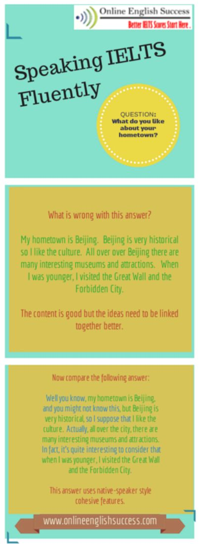 9 best ielts images on pinterest english english language and learn to speak fluently on the ielts speaking exam by using natural english expressions to link fandeluxe Gallery