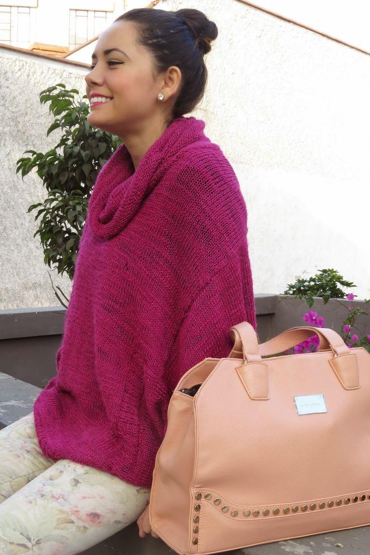 The Art Voguette: Oversized Sweater II