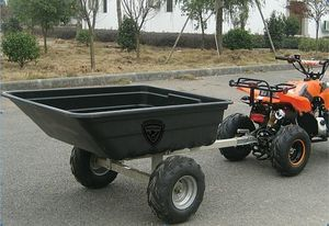 ATVs Trailer/Quad Trailer/ATVs Cargo Box/ATV Accessories