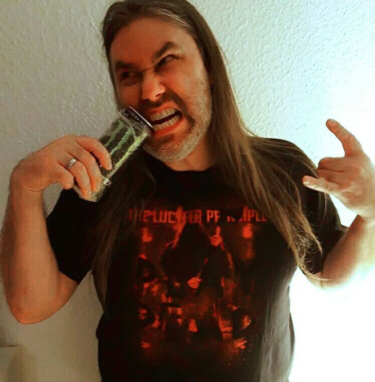 Last week we received a desperate cry for some engery by Dan Swanö (who did a awesome mix & mastering of the new TLP album , PLAY DEAD \m/, btw). We included fresh TLP merch (still a few left, contact us for info and order)...    #theluciferprinciple #danswanö   For I Am A Monster!