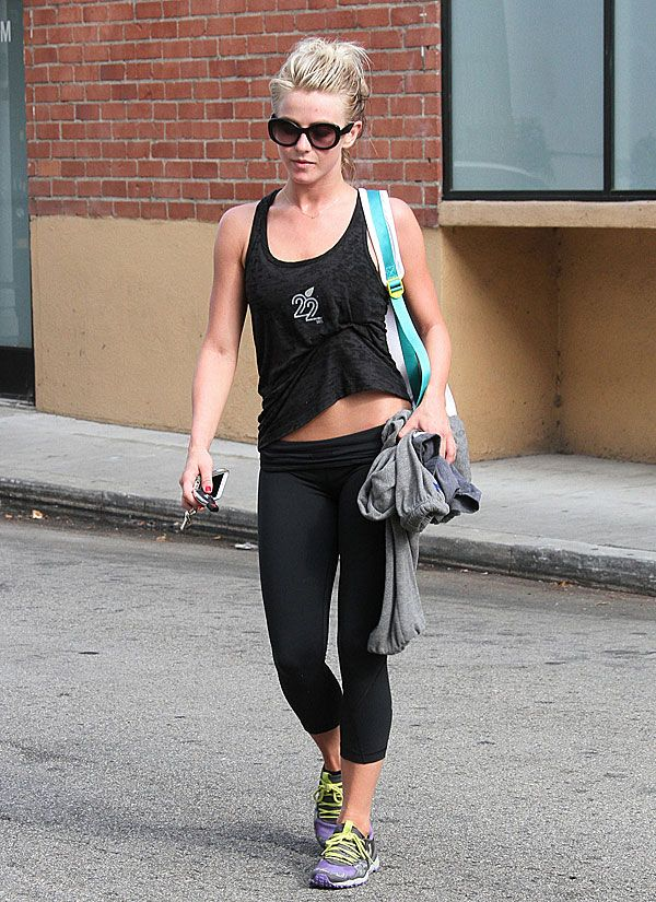 4 celebrity fitness lines: Yoga pants are the new perfume ...