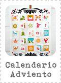 Para los que no lo sepan, los Calendarios de Adviento son una forma de contar los días que quedan para la Navidad, se suelen hacer con los niños para que cuenten desde el día 1 de Diciembre hasta el día 24, día de Navidad y así darle emoción cada día que pasa hasta las fiestas