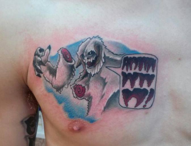 Tattoo by Kevin McDermott at Hidden Clover Tattoo / Seneca ...