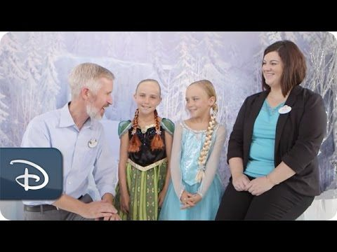 VIDEO – Visiting Ice Palace Boutique at Disney's Hollywood Studios for Frozen Summer Fun  tami@goseemickey.com