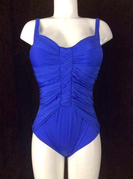 Gottex ~ Dream Weave Swimsuit in Blue
