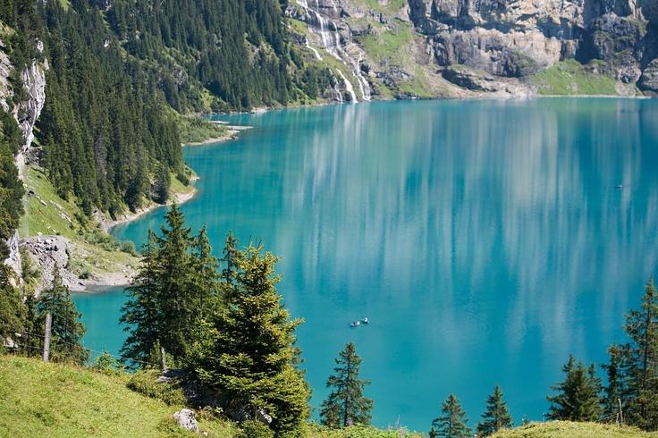Lake Oeschiner, Switzerland: Switzerland Homeland, La Suisse Switzerland