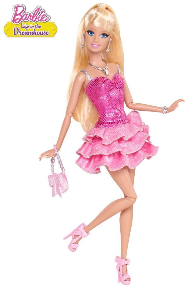 Barbie Life in the Dreamhouse Dolls - Barbie Doll - Barbie Dream House Dolls   Barbie Collector