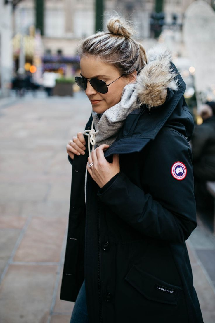 HOW TO DRESS FOR WINTER IN NEW YORK CITY