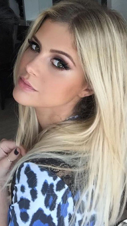 Lala Rudge make-up