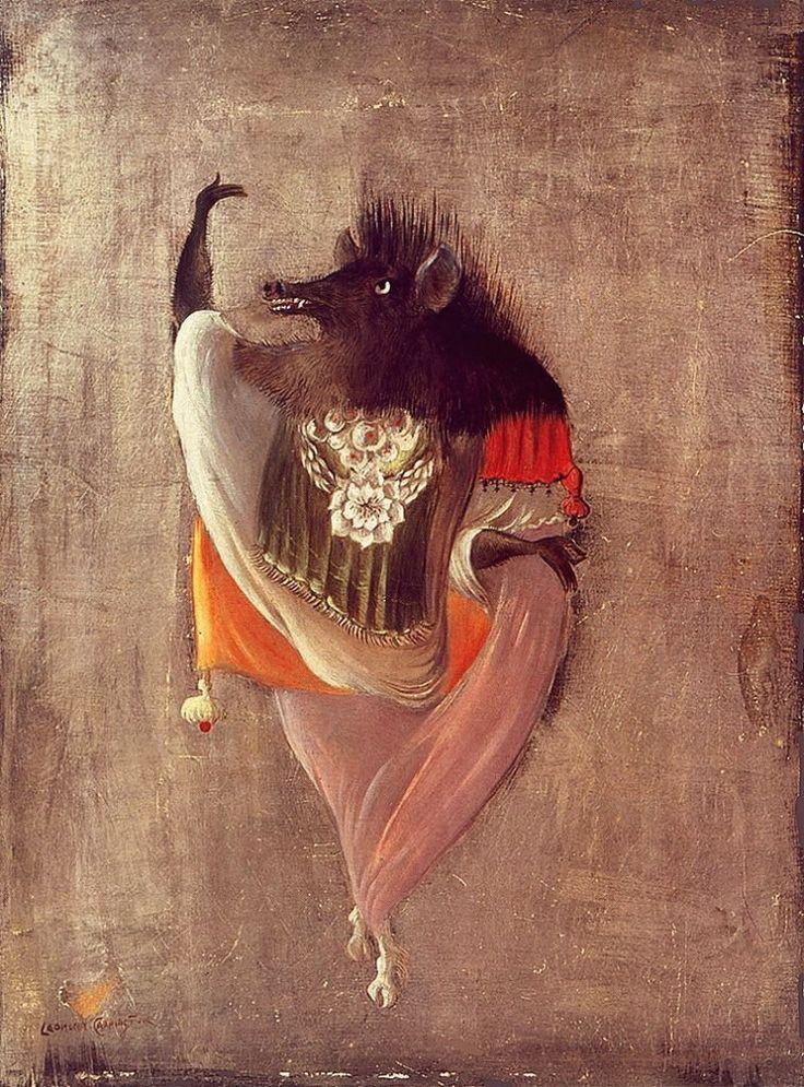 Leonora Carrington - Bailarin