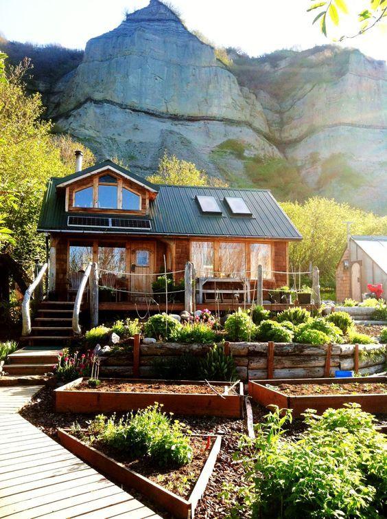 casa de campo rocha