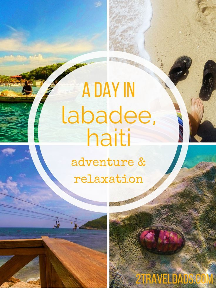 A day in Labadee, Haiti is a welcome stop on a Western Caribbean cruise with Royal Caribbean. Heres how to spend your time. 2traveldads.com