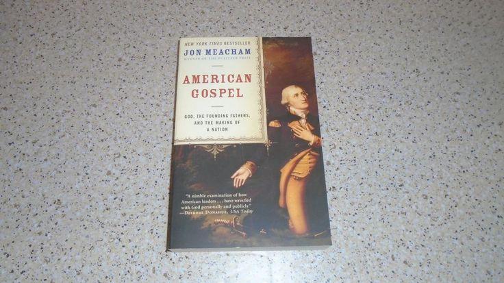American Gospel by Jon Meacham (2007, Paperback) FREE US SHIPPING!