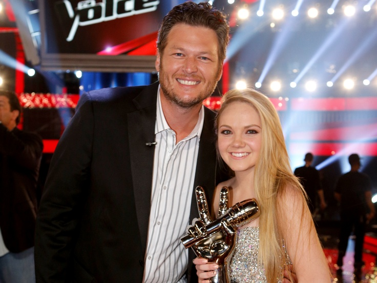 Country music and Blake Shelton steal the show on 'The Voice' -- again (Photo: @NBC TV)