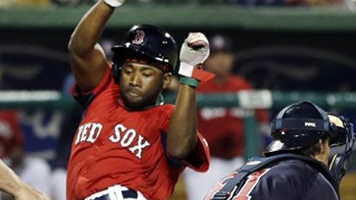Ryan Sweeney's Contract Not Purchased, Likely Paving Way for Jackie Bradley Jr. to Make Red Sox' Roster